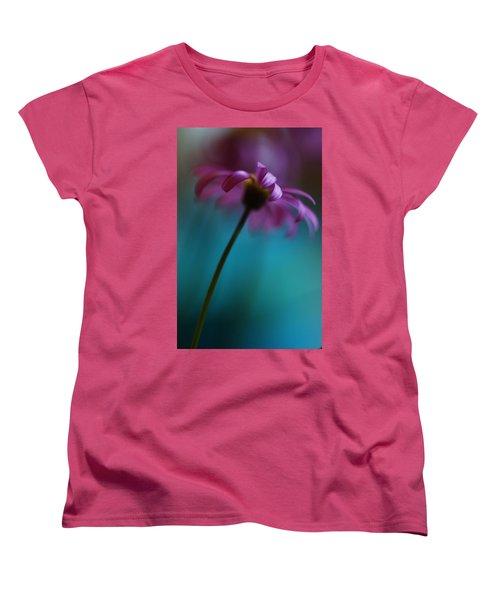 The View Above Women's T-Shirt (Standard Cut) by Kym Clarke