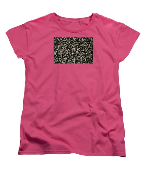 Women's T-Shirt (Standard Cut) featuring the photograph The Whole Bean by Andy Crawford