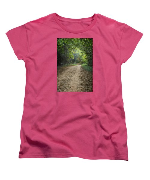 The Winding Path Women's T-Shirt (Standard Cut)