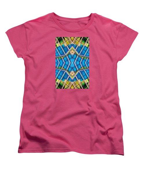 The Wit Hotel N90 V3 Women's T-Shirt (Standard Cut) by Raymond Kunst