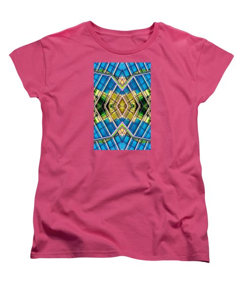 The Wit Hotel N90 V4 Women's T-Shirt (Standard Cut) by Raymond Kunst