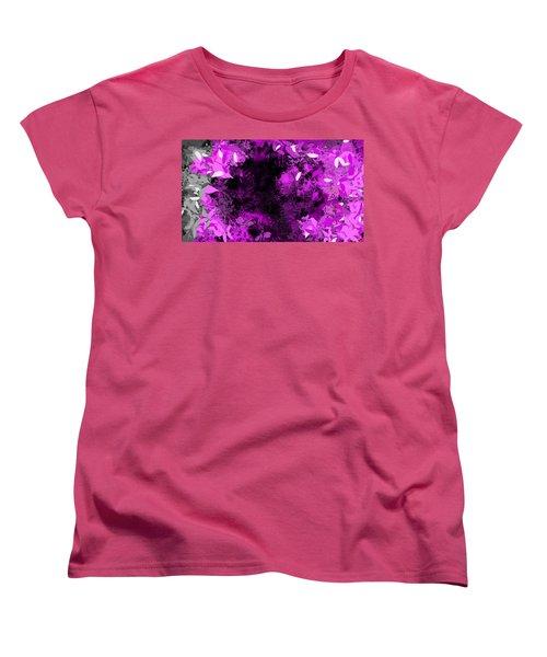 The Woods Women's T-Shirt (Standard Cut) by Antonio Romero
