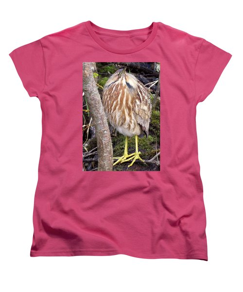 These Boots Will Walk All Over You Women's T-Shirt (Standard Cut) by I'ina Van Lawick