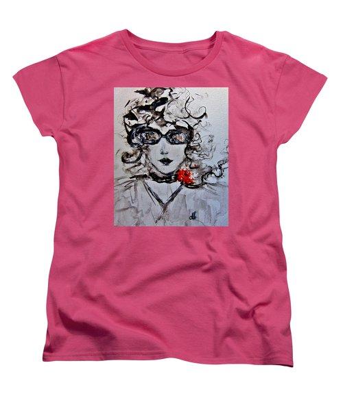 Thursday Morning.. Women's T-Shirt (Standard Cut) by Cristina Mihailescu