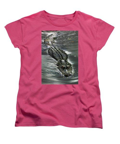Women's T-Shirt (Standard Cut) featuring the photograph Tick Tock by Anthony Jones