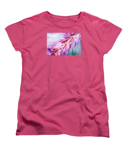 Women's T-Shirt (Standard Cut) featuring the photograph Tickle My Fancy by Carolyn Marshall