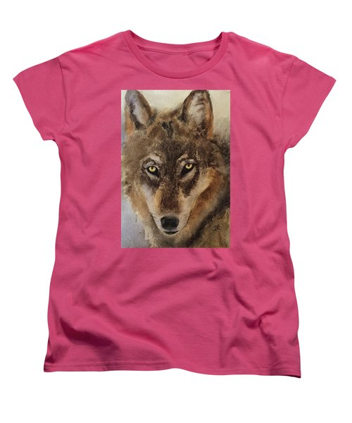 Timber Wolf Women's T-Shirt (Standard Cut)