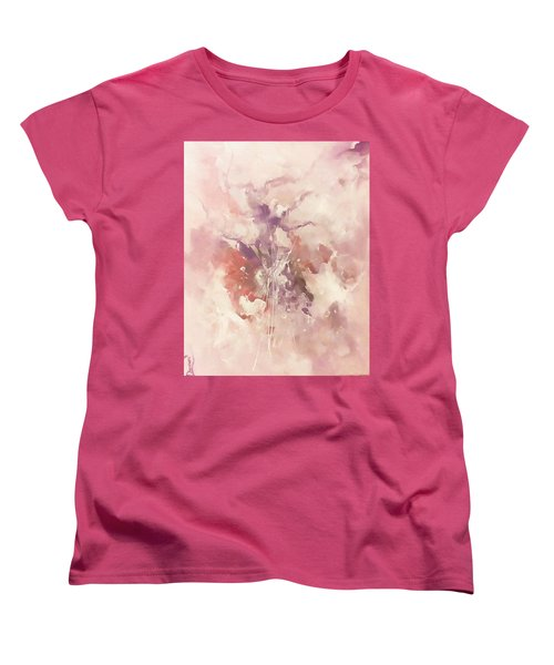 Time And Again Women's T-Shirt (Standard Cut) by Raymond Doward