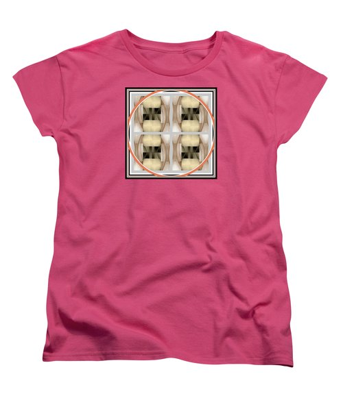 Times Four Women's T-Shirt (Standard Cut)