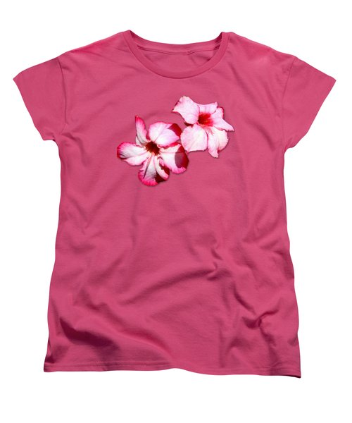Too Pink Women's T-Shirt (Standard Cut) by Bob Slitzan