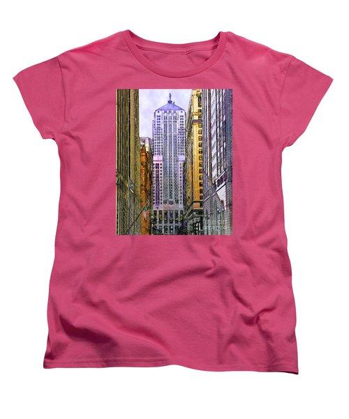 Trading Places Women's T-Shirt (Standard Cut) by John Robert Beck