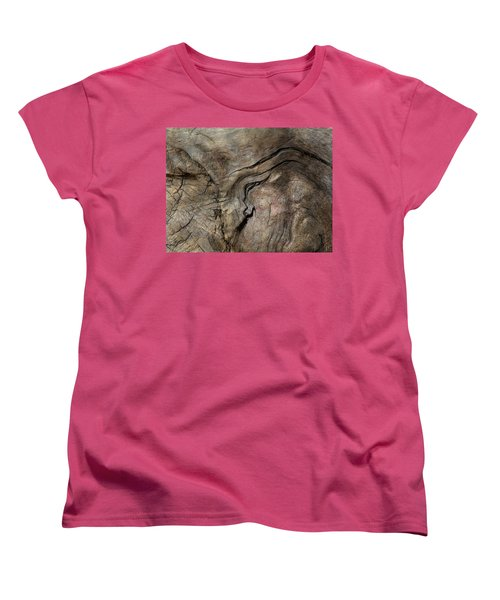 Women's T-Shirt (Standard Cut) featuring the photograph Tree Memories # 23 by Ed Hall