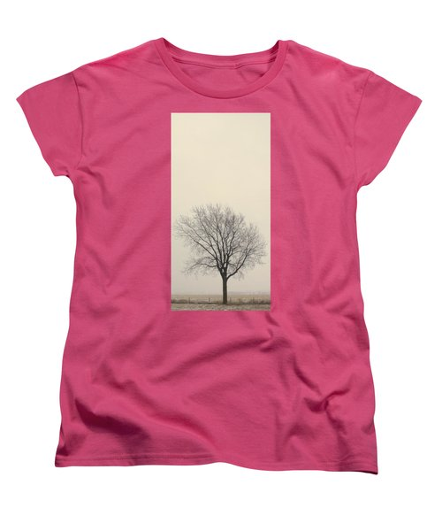 Tree#2 Women's T-Shirt (Standard Cut) by Susan Crossman Buscho