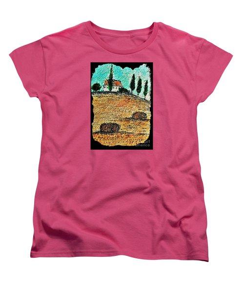 Tuscany  Women's T-Shirt (Standard Cut)