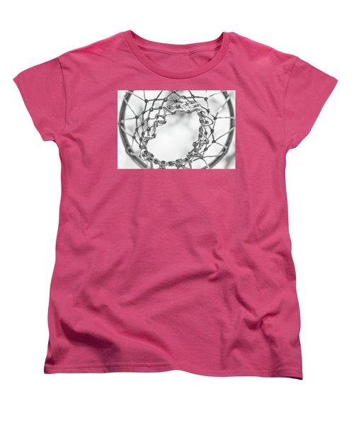 Under The Net Women's T-Shirt (Standard Cut)