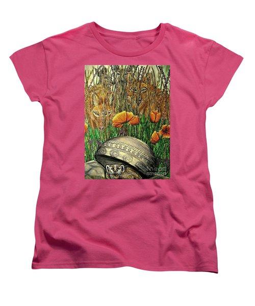 Undercover Women's T-Shirt (Standard Cut) by Kim Jones