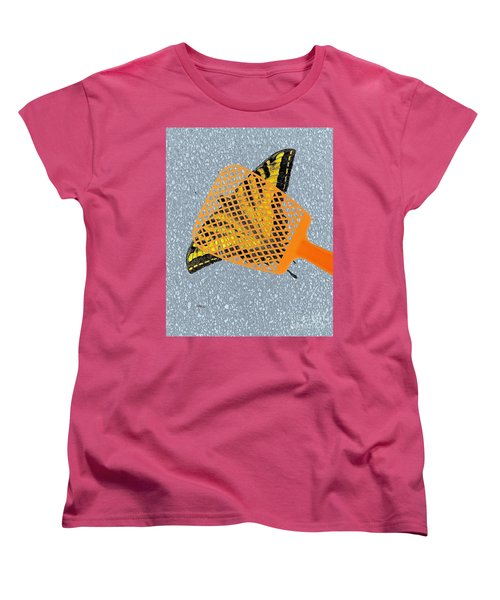 Unforgiveable Women's T-Shirt (Standard Cut) by Patrick Witz
