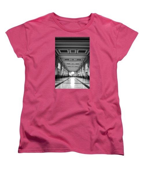Union Station Perspective Women's T-Shirt (Standard Cut)