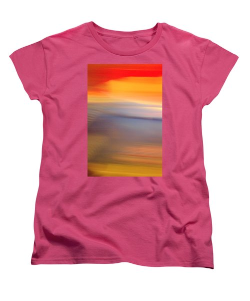 Untitled 3 Women's T-Shirt (Standard Cut) by Terence Morrissey