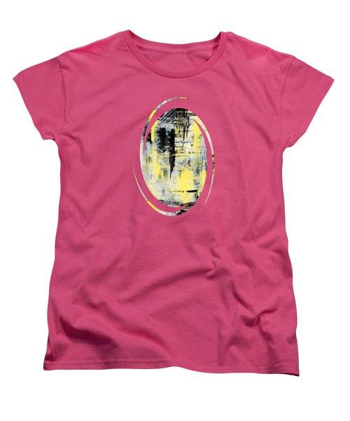 Urban Abstract Women's T-Shirt (Standard Cut)