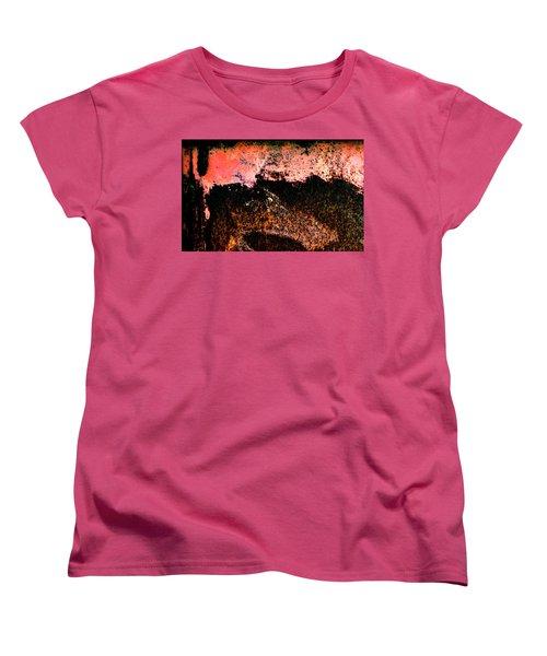 Urban Abstract Women's T-Shirt (Standard Cut) by Jerry Sodorff