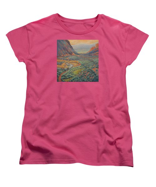 Valley Passage Women's T-Shirt (Standard Cut)