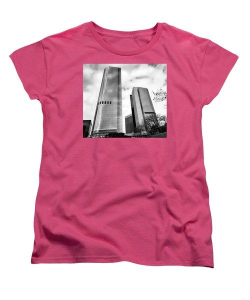 Vertical Growth Women's T-Shirt (Standard Cut) by Joseph Hollingsworth