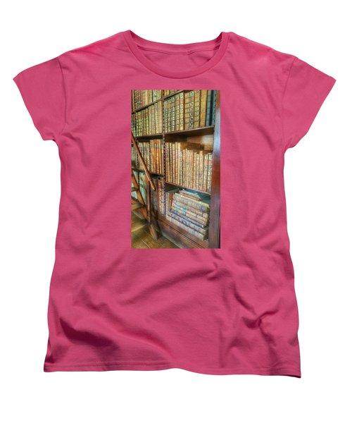 Victorian Library Women's T-Shirt (Standard Cut)