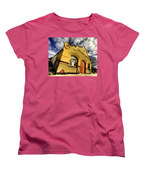Women's T-Shirt (Standard Cut) featuring the photograph Vintage Gem by Wayne Sherriff