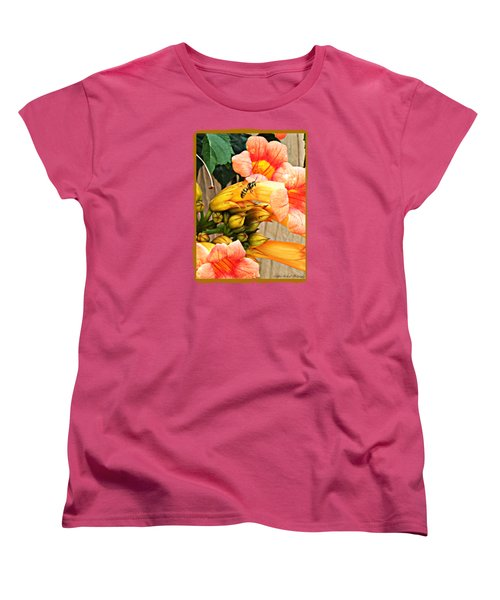 Visitor  Women's T-Shirt (Standard Cut)