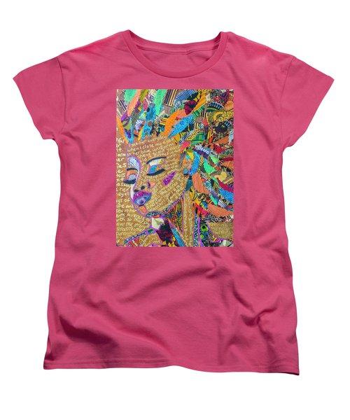 Warrior Woman Women's T-Shirt (Standard Cut)