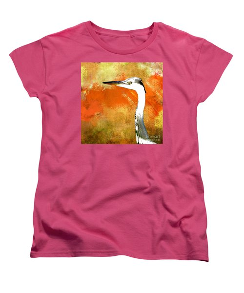 Women's T-Shirt (Standard Cut) featuring the photograph Watching by LemonArt Photography