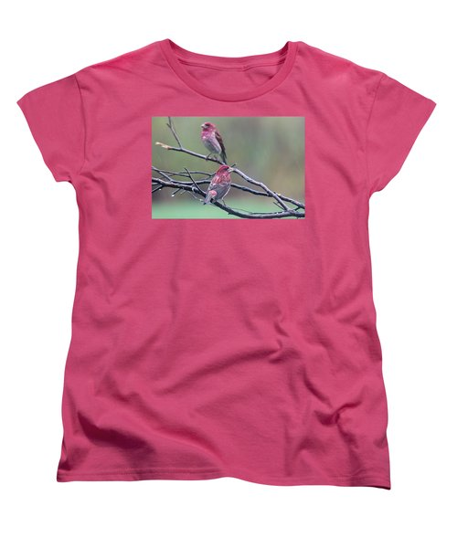 Women's T-Shirt (Standard Cut) featuring the photograph Watching Over You by Susan Capuano