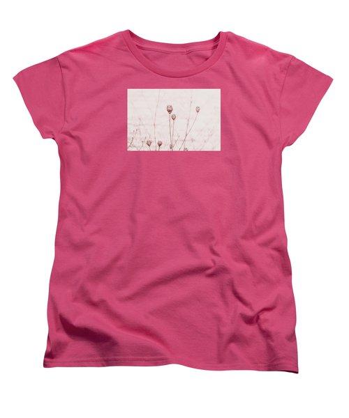 Water Plants Women's T-Shirt (Standard Cut) by Bonnie Bruno