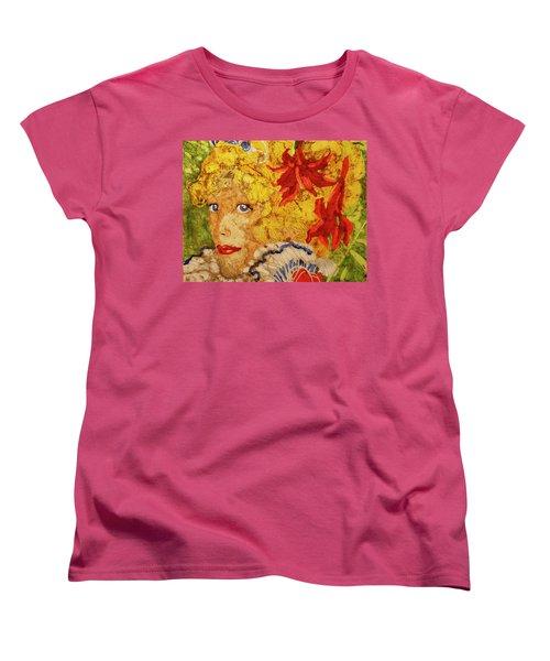 Wax On Wax Off Women's T-Shirt (Standard Cut) by Cynthia Powell