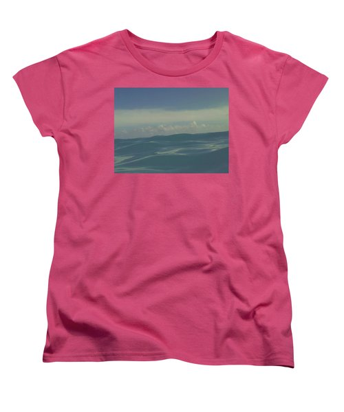 Women's T-Shirt (Standard Cut) featuring the photograph We Are One by Laurie Search