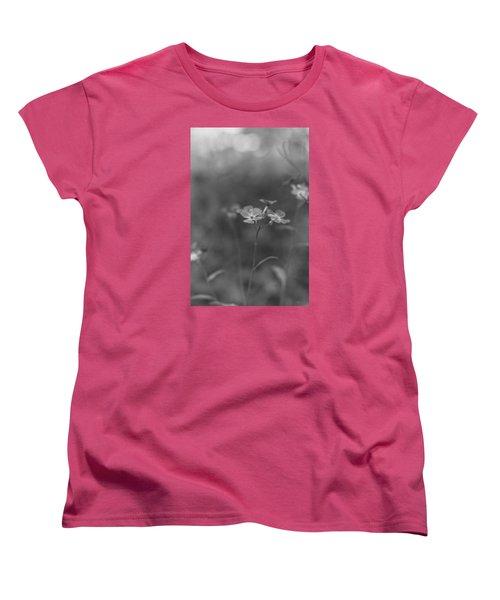 Weed 3 Women's T-Shirt (Standard Cut) by Simone Ochrym