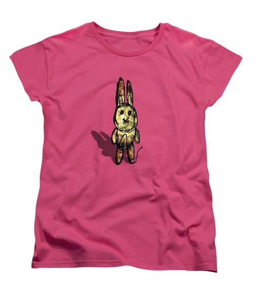 Weird Bun Women's T-Shirt (Standard Cut) by Iowan SF and Ntr HMM