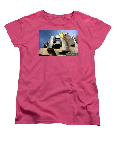Weisman Art Museum University Of Minnesota Women's T-Shirt (Standard Cut) by Wayne Moran
