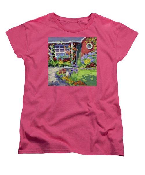 Welcome Home Women's T-Shirt (Standard Cut)