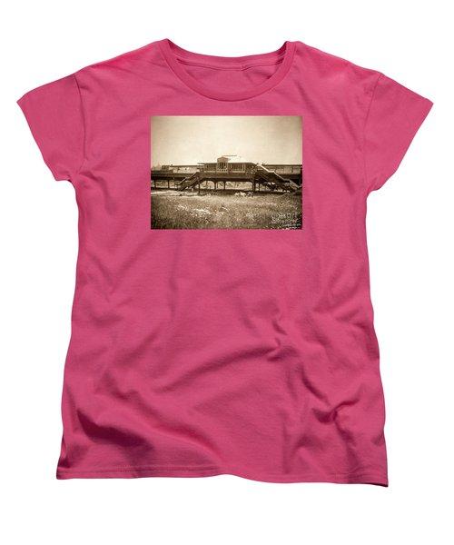 West 207th Street, 1906 Women's T-Shirt (Standard Cut)