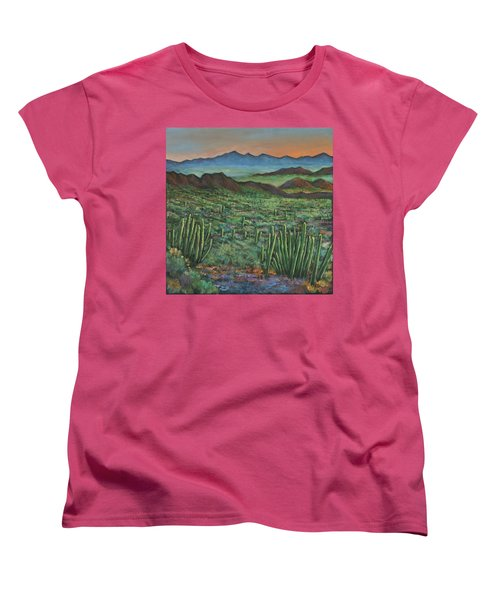 Westward Women's T-Shirt (Standard Cut)