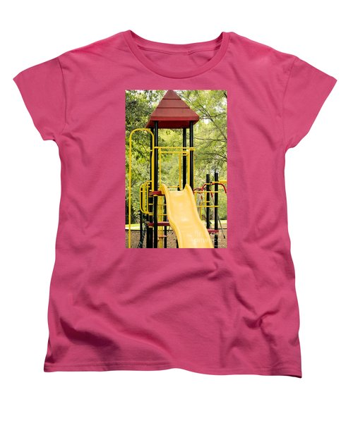 Where Have All The Children Gone Women's T-Shirt (Standard Cut) by Maria Urso