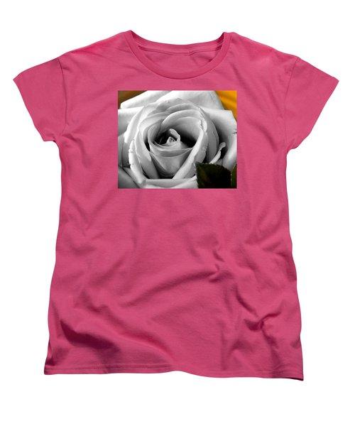 White Rose 2 Women's T-Shirt (Standard Cut)