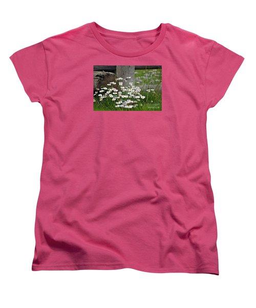 Wild Flowers  Women's T-Shirt (Standard Cut)
