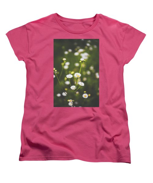 Women's T-Shirt (Standard Cut) featuring the photograph Wildflower Beauty by Shelby Young