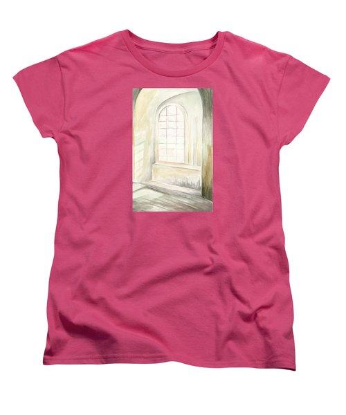 Window Women's T-Shirt (Standard Cut) by Darren Cannell