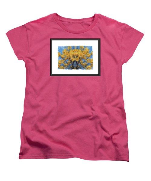 Windows Of The Soul Women's T-Shirt (Standard Cut) by Beto Machado