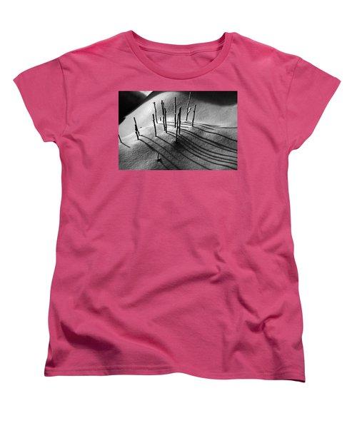 Winter 5 Women's T-Shirt (Standard Cut) by Alex Galkin