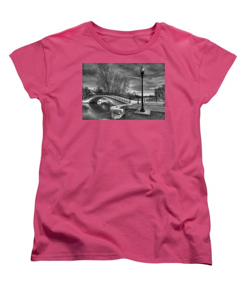 Winter's Bridge Women's T-Shirt (Standard Cut)